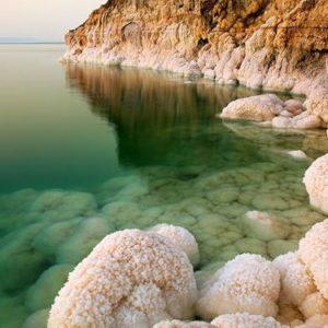 Флуревиты и минералы мертвого моря