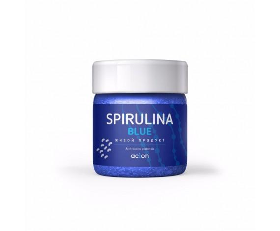 Spirulina blue